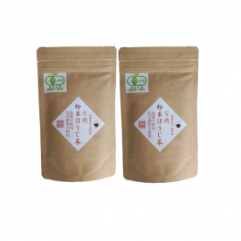 MS hojicha powder 2packs 2