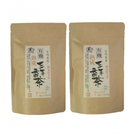 MS Three Year Matured Bancha Teabag 2 Packs