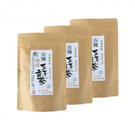 Miyazaki Sabo - Three Year Matured Bancha - Teabag - 3 packs
