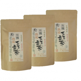 Miyazaki Sabo Three Year Matured Bancha Teabag 3packs