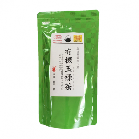 Fujihara Tea Growers - Tamaryokucha - Kabusecha Blended
