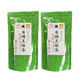 Fujihara Tea Growers - Tamaryokucha Kabusecha Blended - 2 packs