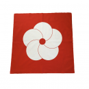 Furoshiki Plum Red